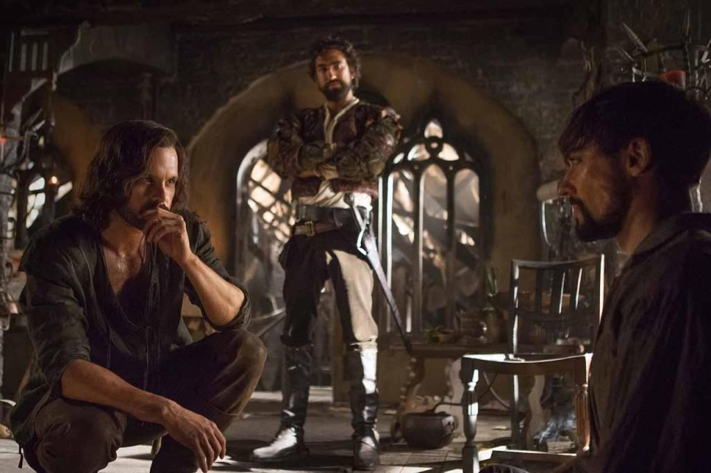 Da Vincis Demons Season 3 Bild 3
