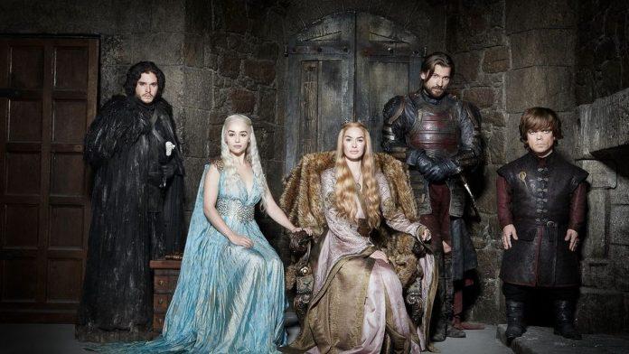 Game of Thrones Staffel 7 Cast