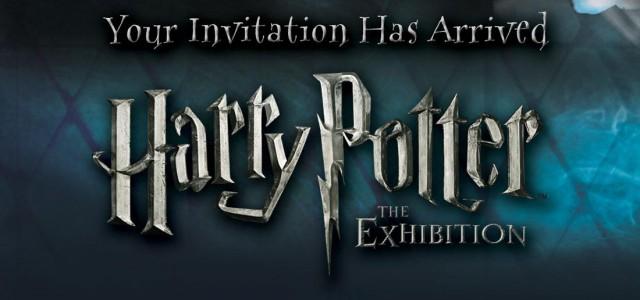 """Magisch! """"Harry Potter: The Exhibition"""" öffnet ihre Pforten in Köln"""