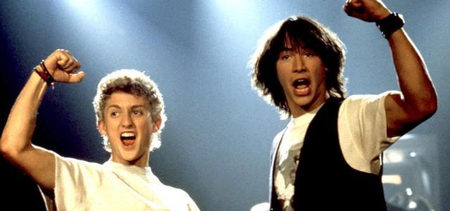 Keanu Reeves erzählt düstere Plot-Details zu Bill & Ted 3