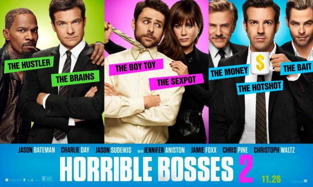 Kill the Boss 2 Poster 2
