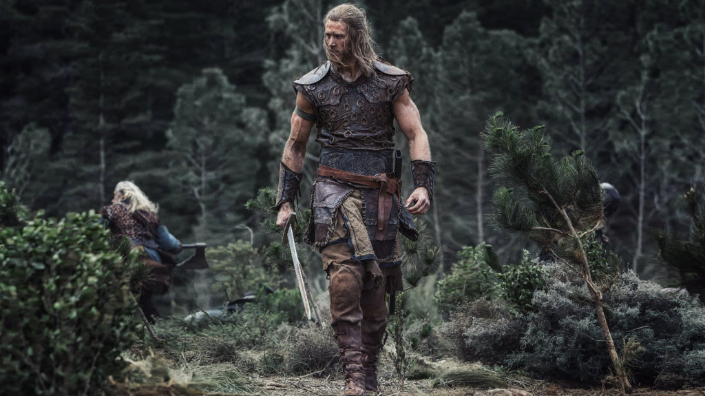Northmen Tom Hopper Ken Duken Interview 1
