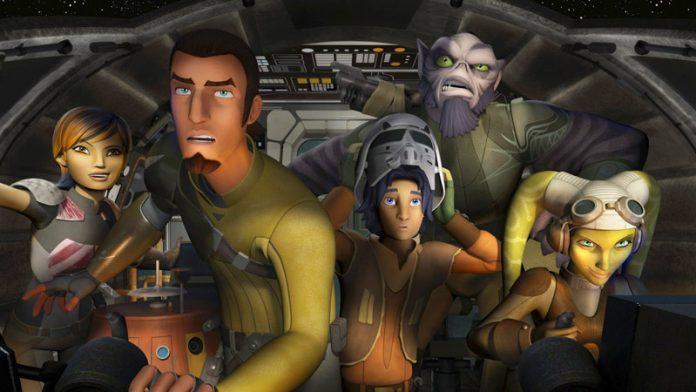Star Wars Rebels Staffel 2