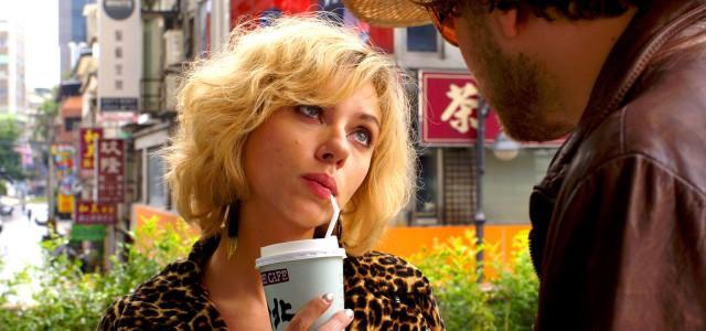 Scarlett Johansson bald in ihrer ersten großen Fernsehrolle