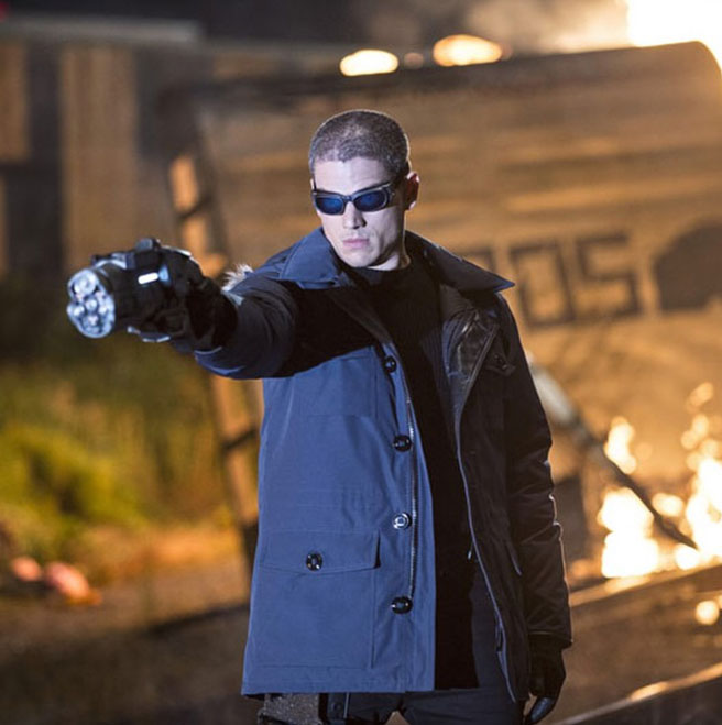 The Flash Captain Cold 1