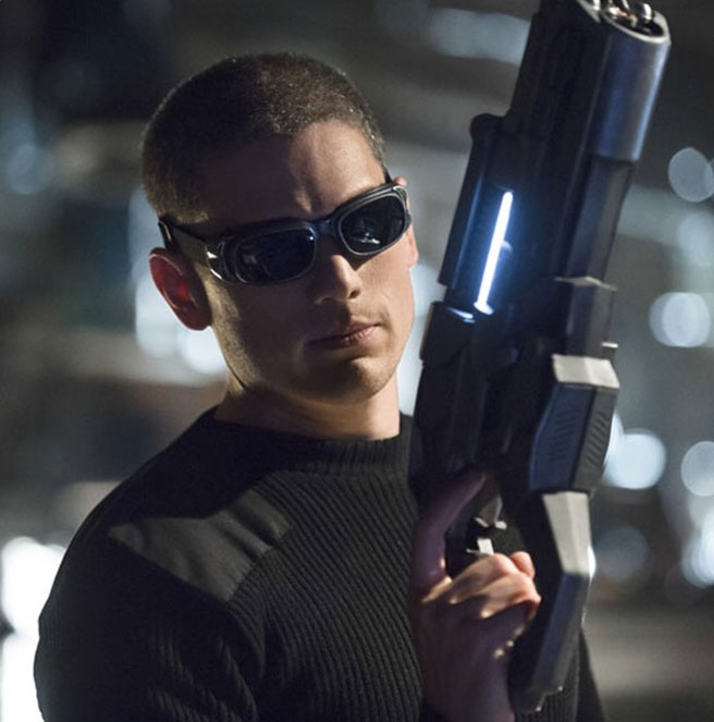 The Flash Captain Cold 2