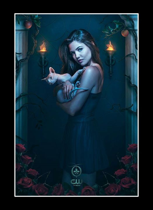 The Originals Season 2 Charakterposter Davina