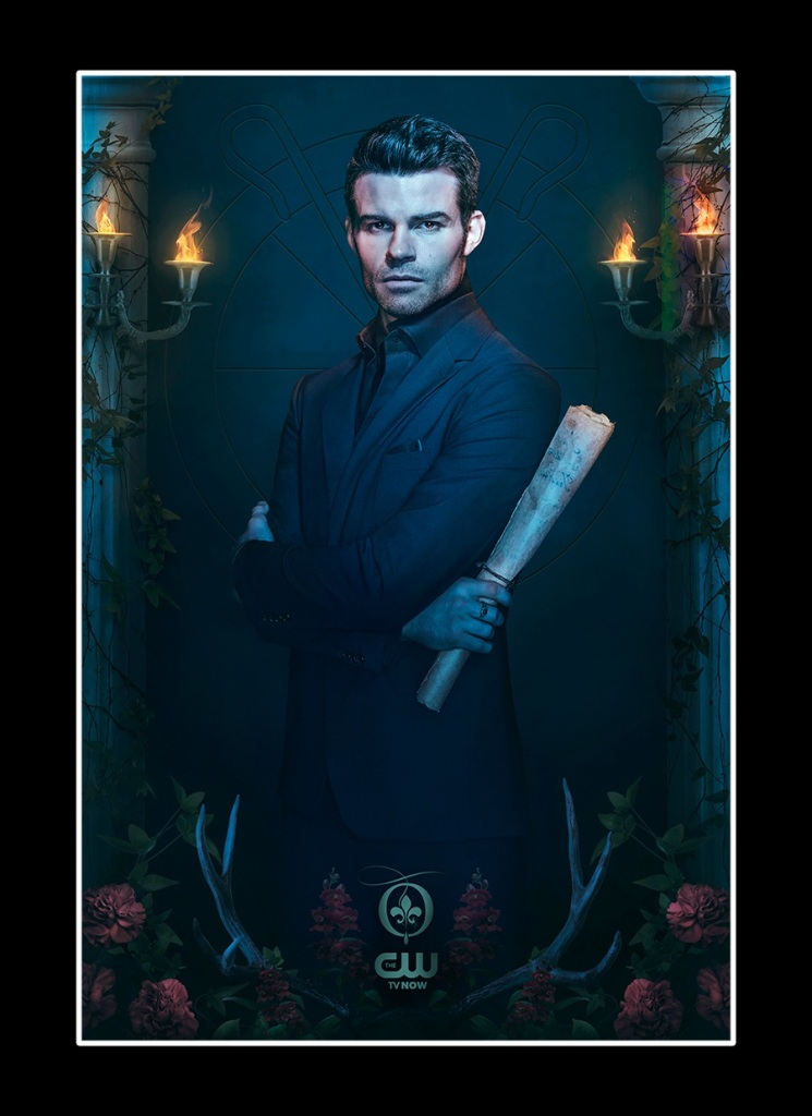 The Originals Season 2 Charakterposter Elijah