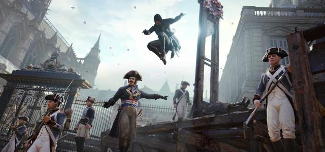 """Verschwörung, Intrigen und Mord im Story-Trailer zu """"Assassin's Creed Unity"""""""