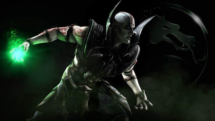Mortal Kombat X Quan Chi