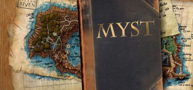 """Das Computerspiel """"Myst"""" soll für eine interaktive TV-Serie herhalten!"""