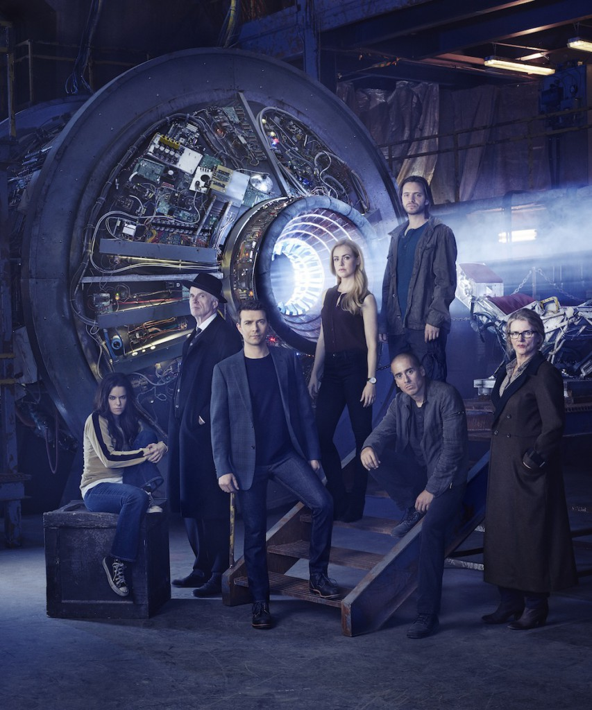 12 Monkeys Charaktere Cast