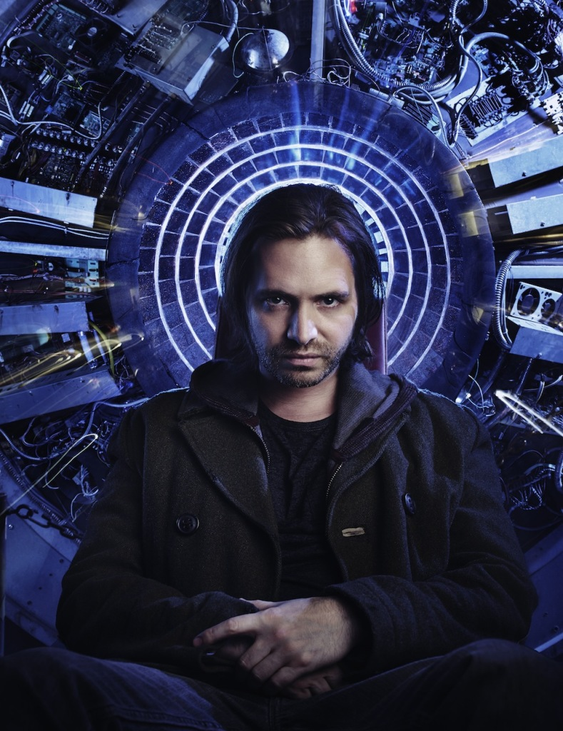 12 Monkeys Charaktere Cole