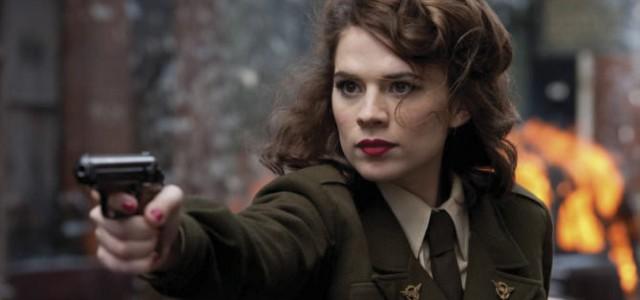 """Peggy Carter und Howard Stark in einer neuen """"Agent Carter""""-Vorschau"""
