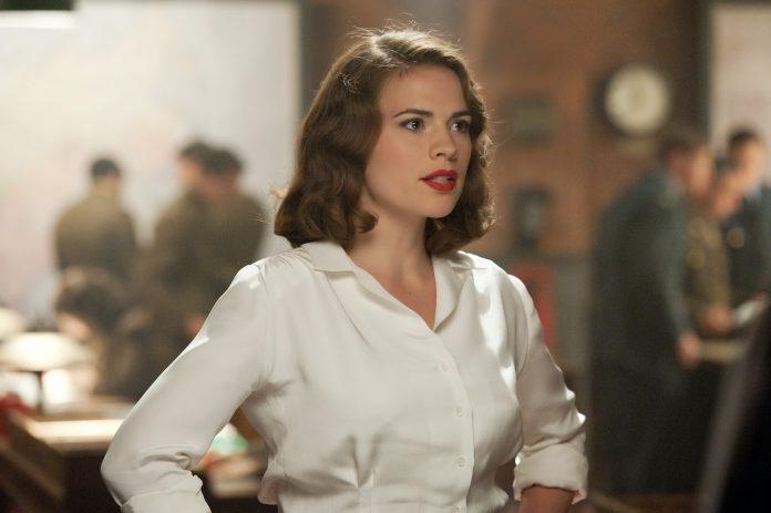 Agent Carter Spots
