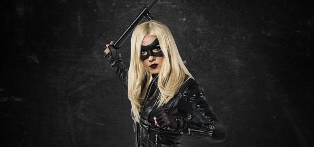 """""""Arrow"""": Staffel-Ausblick und Fotos von Katie Cassidy als Black Canary"""