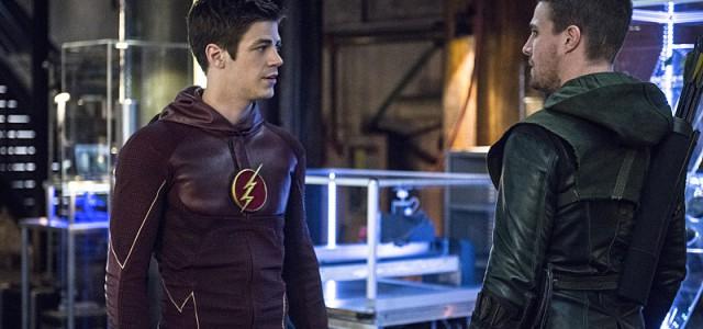 """""""Flash vs. Arrow"""": Spaßiger Trailer zum Crossover-Event der Superhelden"""