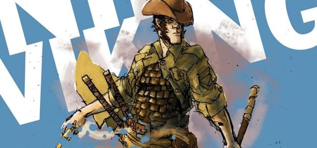 Chris Pratt wird zum Cowboy Ninja Viking