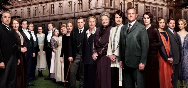 """""""Downton Abbey"""" geht nächstes Jahr in die sechste Runde"""