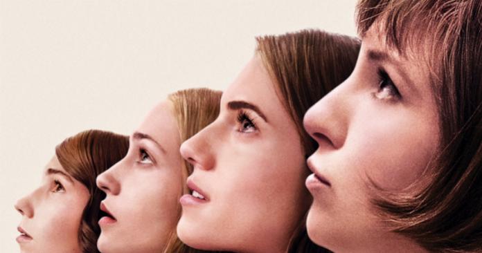 Girls Season 4 Poster