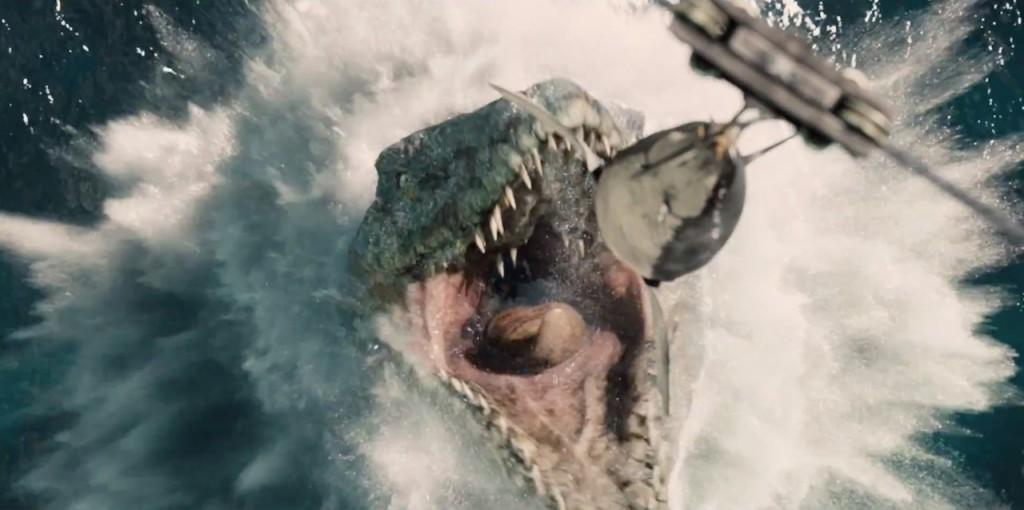 Jurassic World Trailer Screenshot