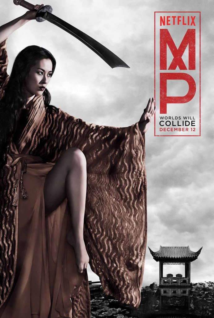 Marco Polo Trailer und Charakterposter 3