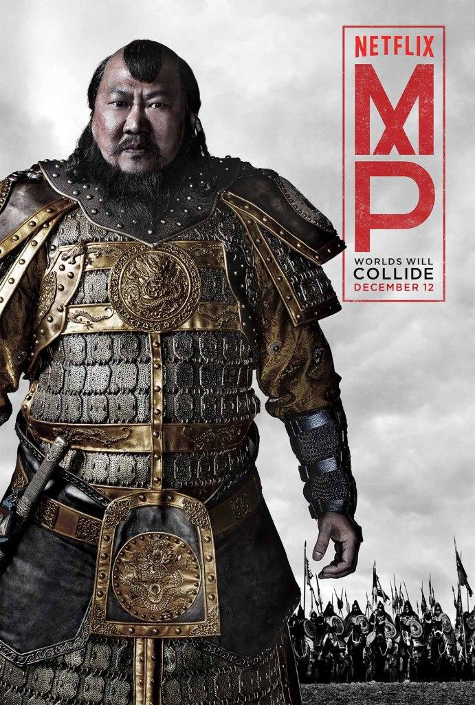 Marco Polo Trailer und Charakterposter 4