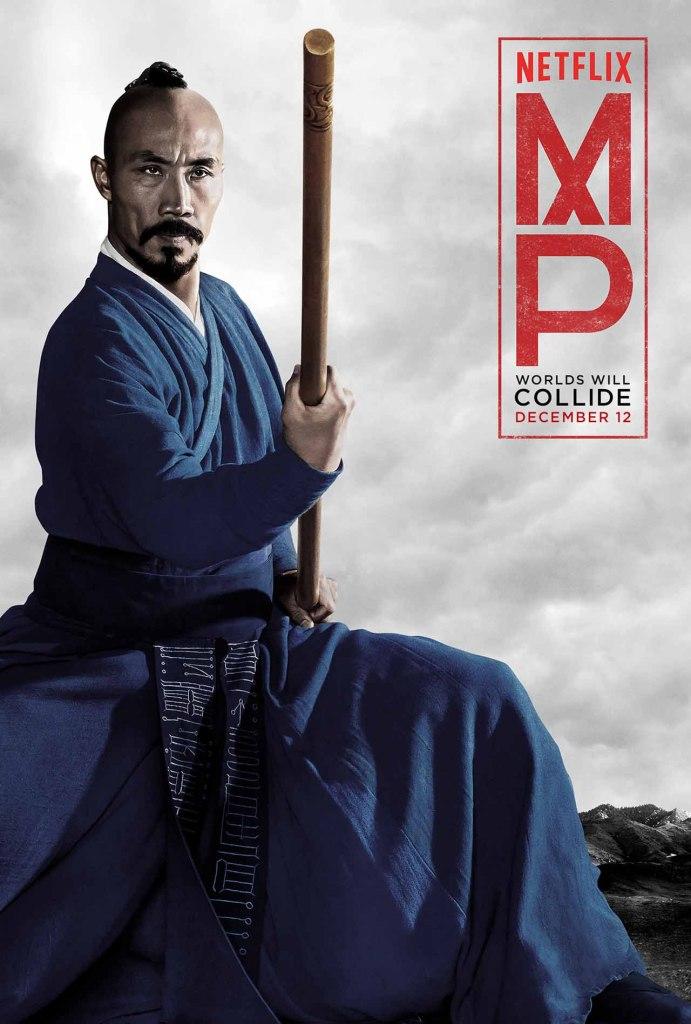 Marco Polo Trailer und Charakterposter 7