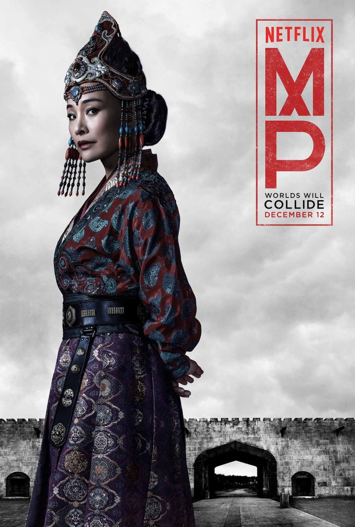 Marco Polo Trailer und Charakterposter 8