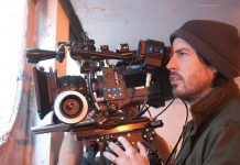 Jason Reitman am Set von Young Adult (2011) © Paramount Pictures