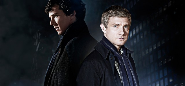 """Erstes Foto aus dem """"Sherlock""""-Special zeigt einen klassischen Look"""