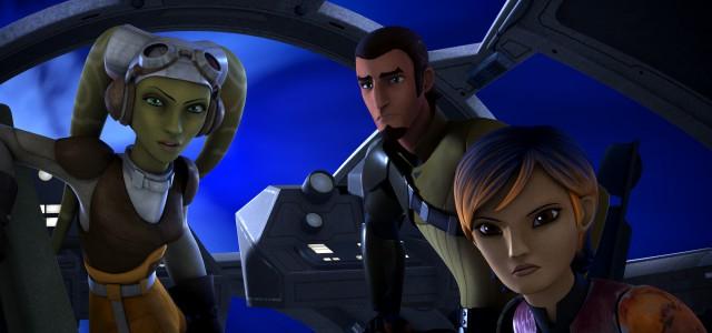 """Gibt es demnächst noch eine weitere """"Star Wars""""-Animationsserie?"""