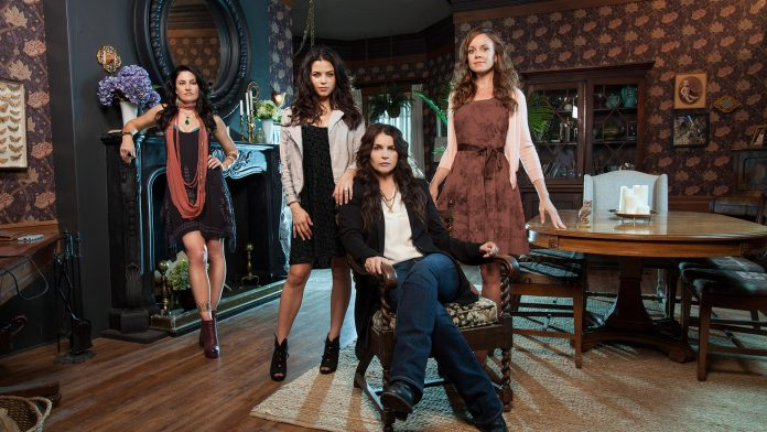 Witches of East End Ende