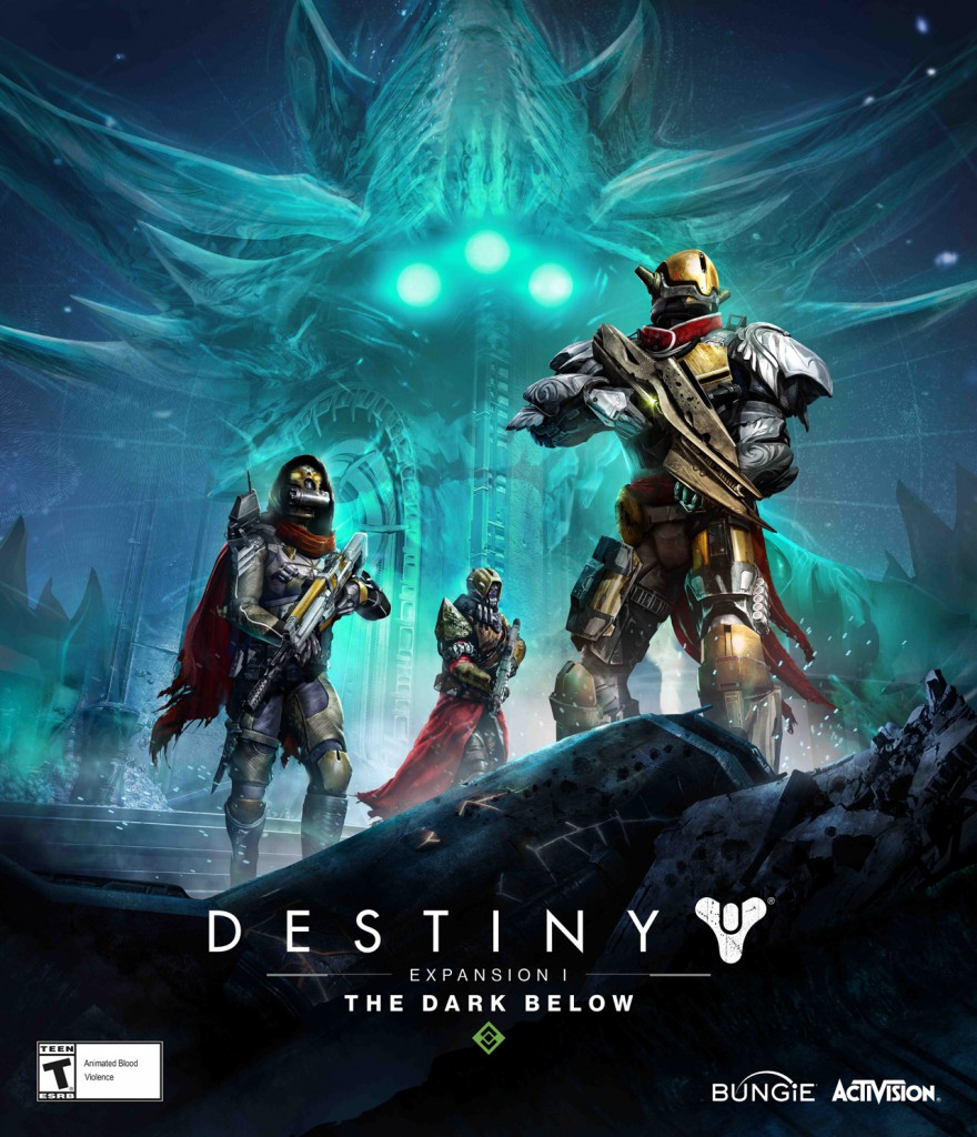 Destiny The Dark Below Expansion