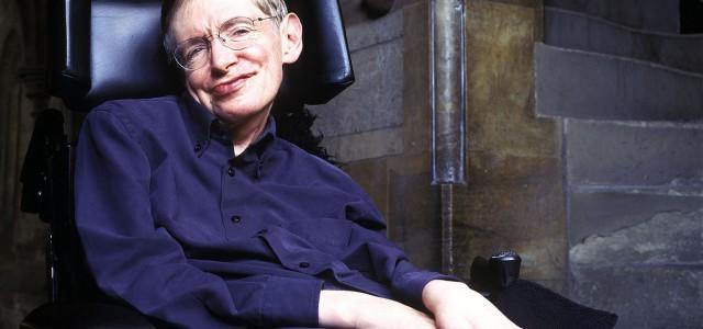 Stephen Hawking gegen 007! Wird der Astrophysiker zum Bond-Gegner?