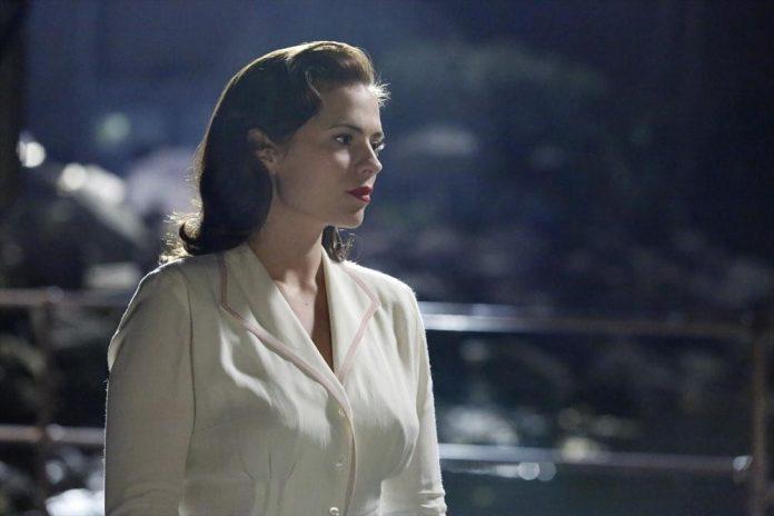 Agent Carter Behind the scenes