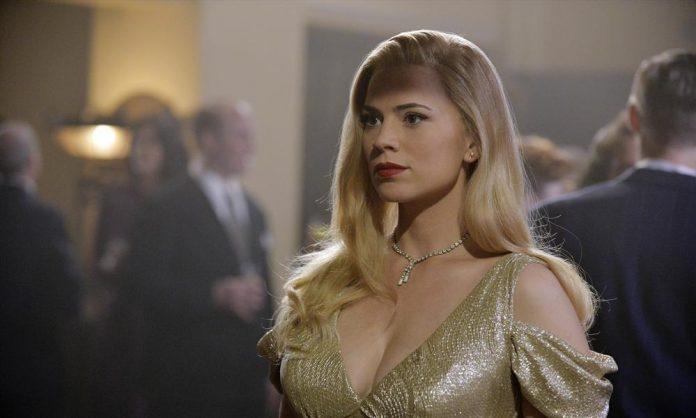 Marvels Agent Carter Plakat Bilder Ausschnitt