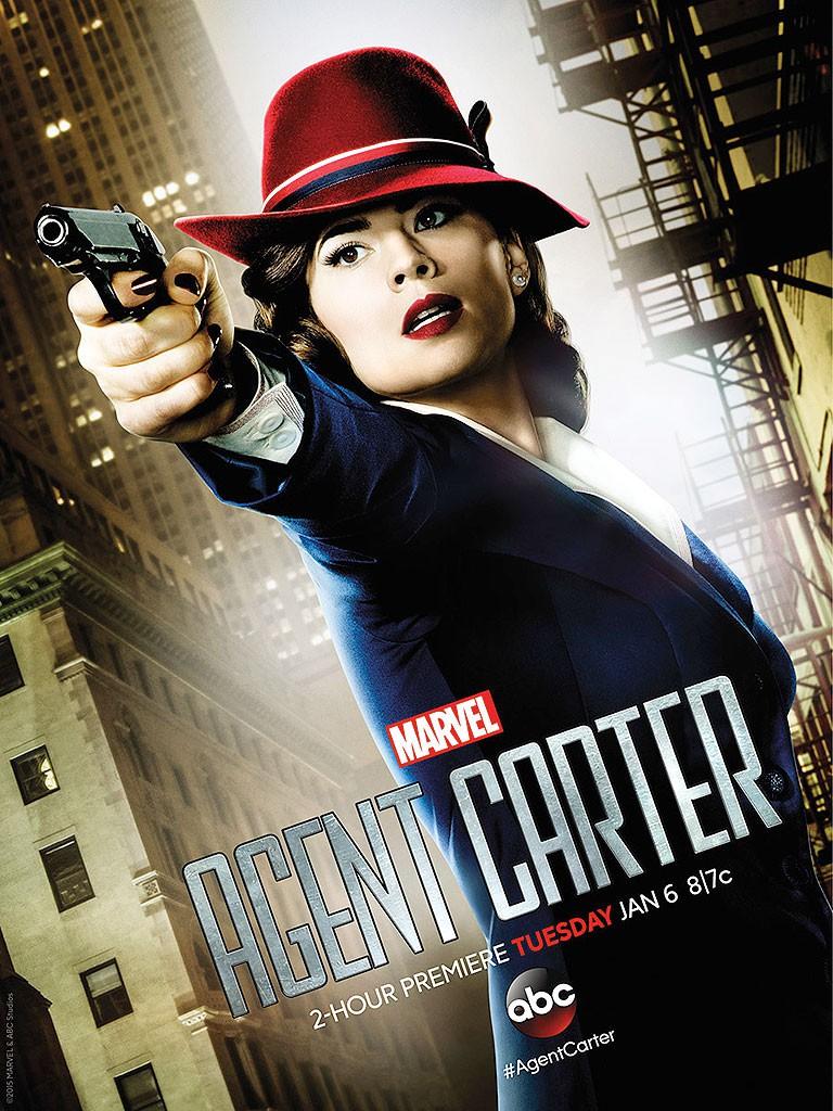 Marvels Agent Carter Poster 2
