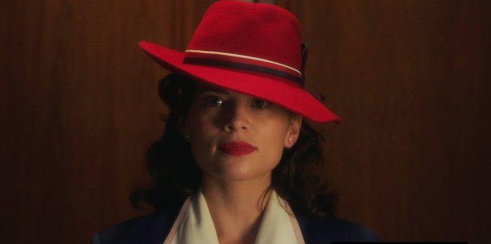 Agent Carter Plakat