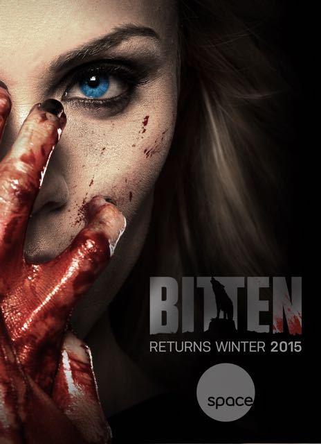 Bitten Season 2 Poster 1