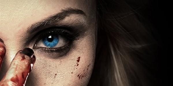 """Blutiges Teaser-Poster zur zweiten Staffel der Werwolfserie """"Bitten"""""""