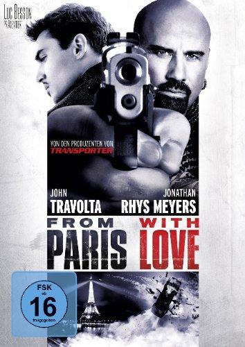 Adventsgewinnspiel From Paris with Love