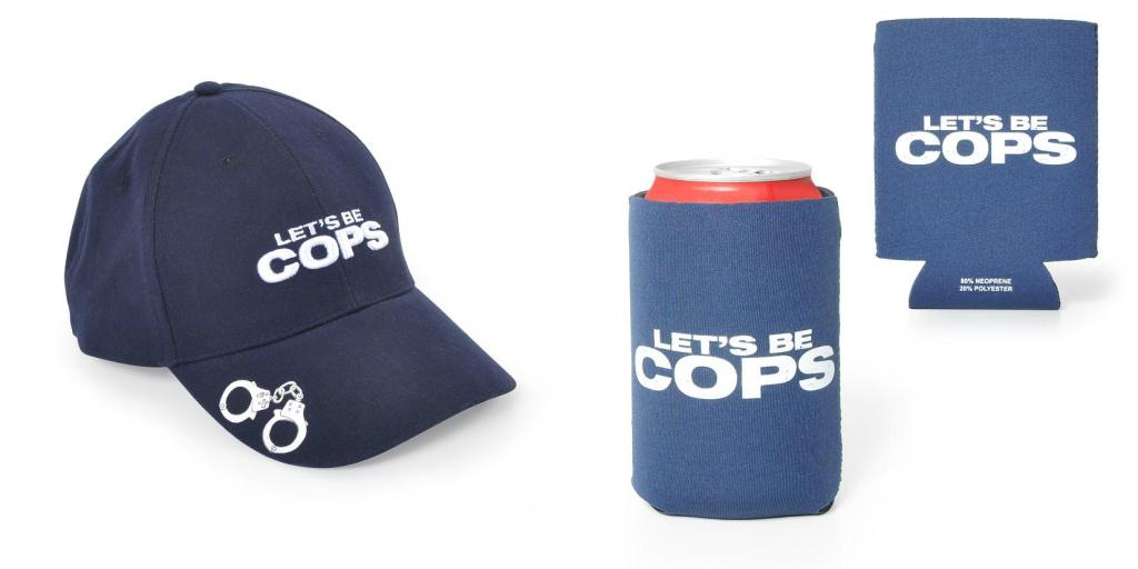 Let's Be Cops Gewinnspiel Cap Cooler