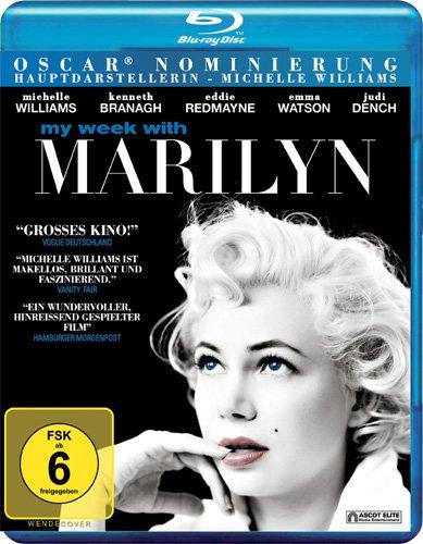 Filmfutter Adventskalender  Gewinnspiel #4 My Week with Marilyn