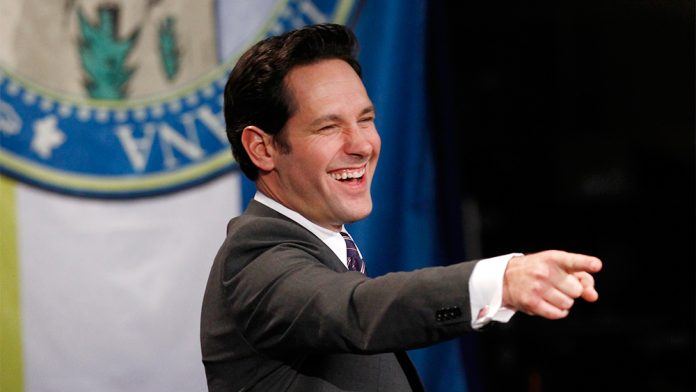 Paul Rudd Parks and Recreation