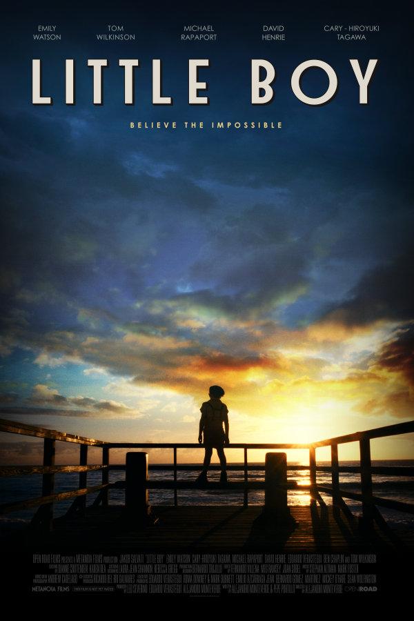 Little Boy Trailer