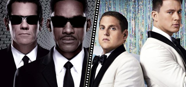 Jump Street trifft Men in Black! Sony plant schräges Crossover