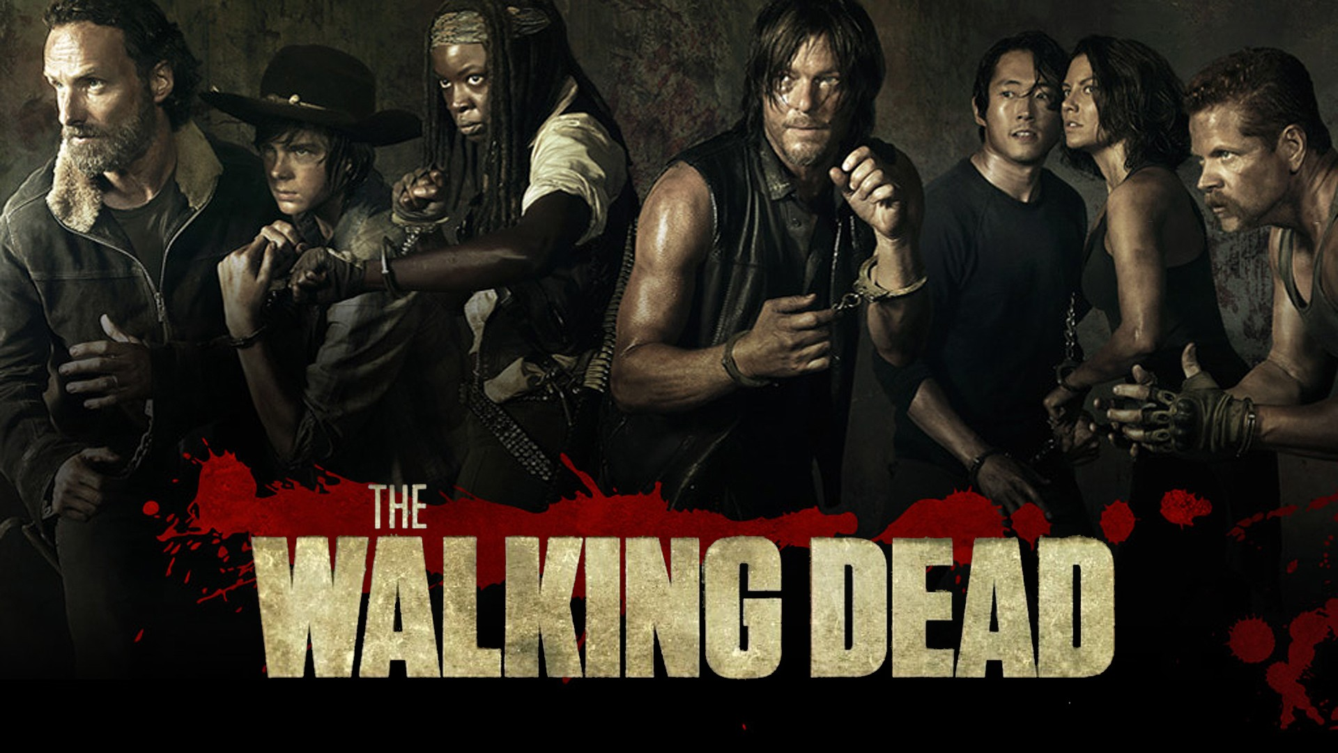 the walking dead 5 staffel