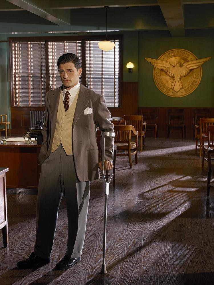 Marvels Agent Carter Gjokaj