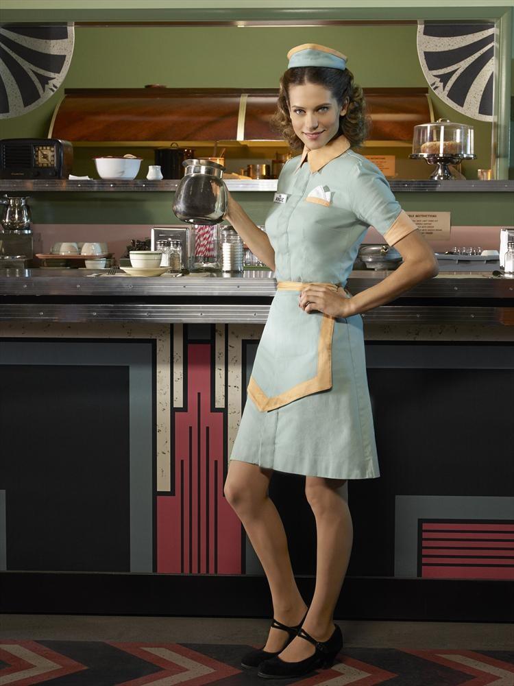 Marvels Agent Carter Fonseca